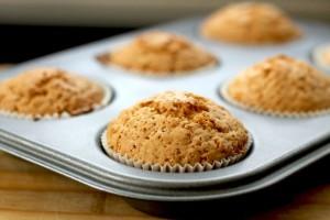 Kastanien-Muffin
