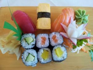 Sushi - Grundrezept