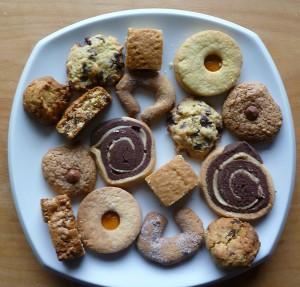 Weihnachts-Kekse