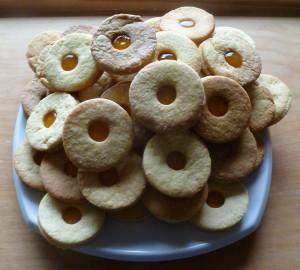 Biscotti natalizi Spitzbuben