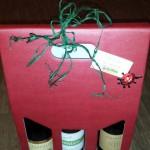 Weihnachtslotterie Pro Natura Brixen Wein