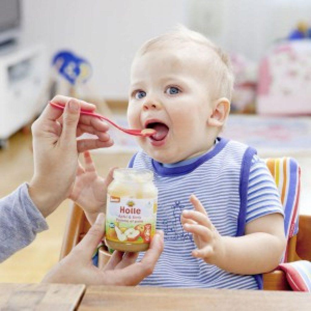 Babynahrung