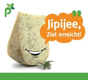 Bio-Käse aus Südtirol