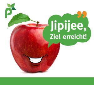 Bio-Äpfel aus Südtirol