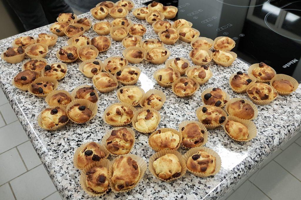 Stollen Muffins Pro Natura Brixen