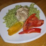 Pesto Spatzle