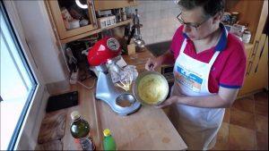Mayonaise ist fertig